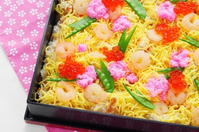 18001542 - japanese cuisine, chirashi sushi