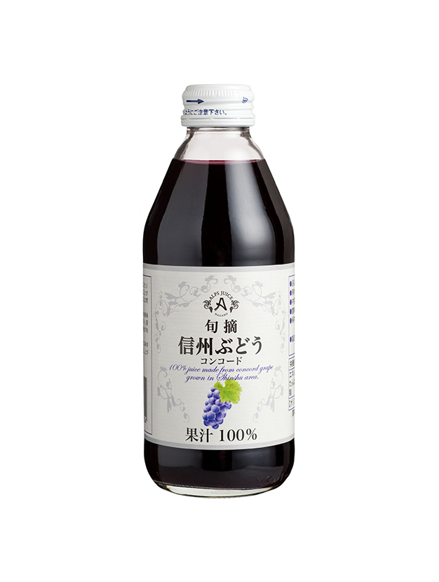 信州ぶどうコンコードジュース 250ml(24本入り)