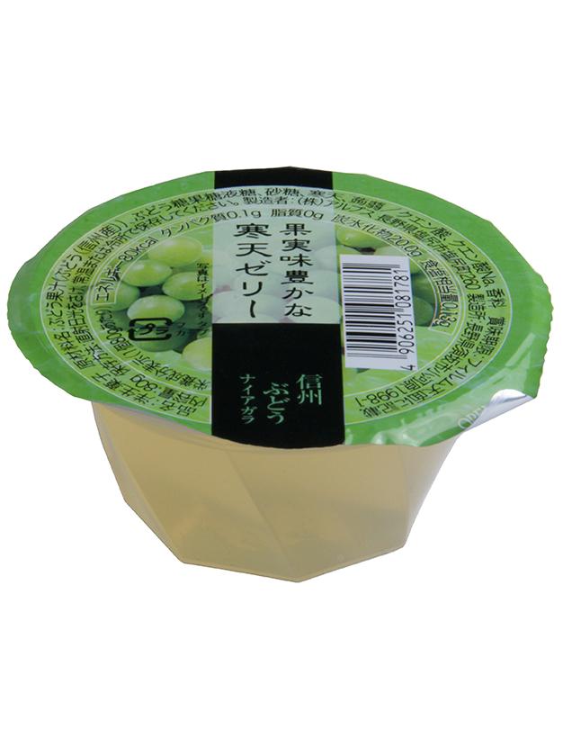 信州ぶどうゼリーナイアガラ(40個入り)